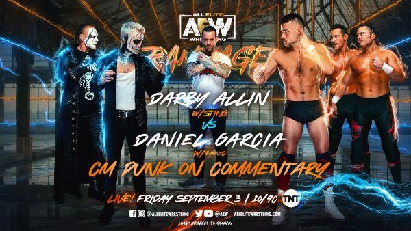 CM Punk Speaks AEW Rampage results