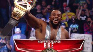 Big E Wins WWE Championship