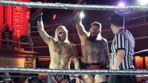 Brody King Malakai Black PWG World Tag Team Championship