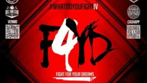 Fight 4 Your Dreams Test of Strength