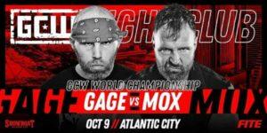 GCW Fight Club GAGE vs. MOX