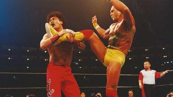 Hulk Hogan in NJPW