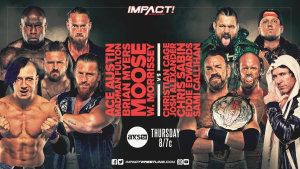 IMPACT Wrestling Victory Road Go Home