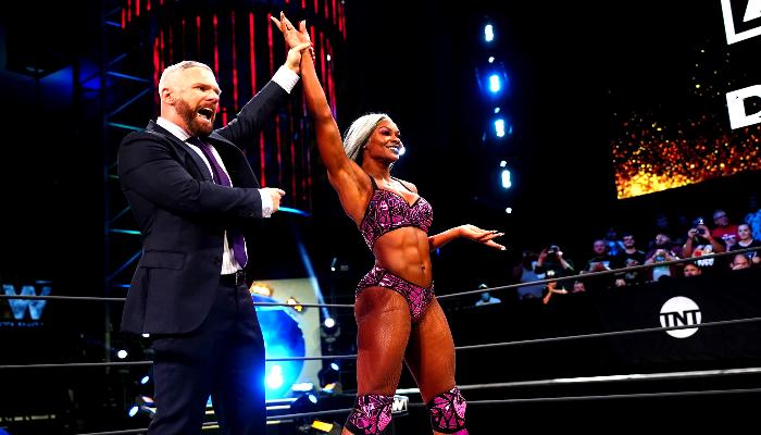 Can Jade Cargill become inaugural AEW TBS Champion?