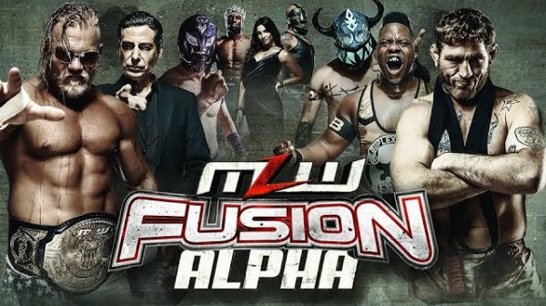 MLW FUSION ALPHA 9/29/21