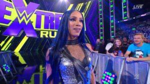Sasha Banks Returns Extreme Rules