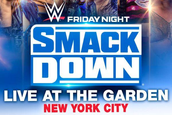 Super SmackDown at MSG