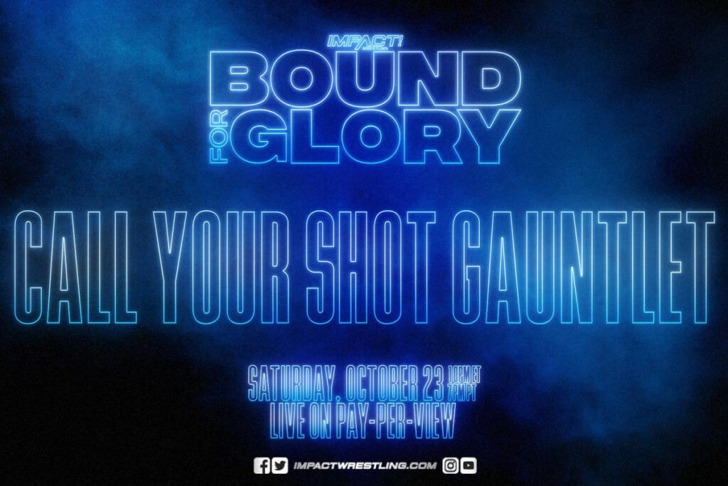 Rocky Romero Enters the IMPACT Call Your Shot Gauntlet