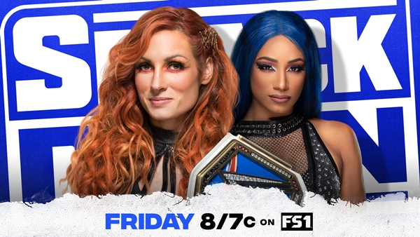 Supersized SmackDown Main event