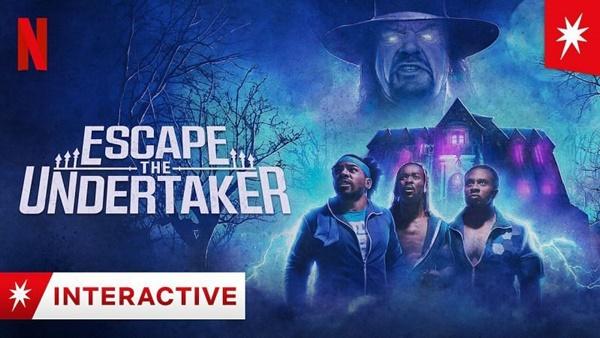 """Reseña de la película interactiva """"Escape The Undertaker"""" de la WWE"""