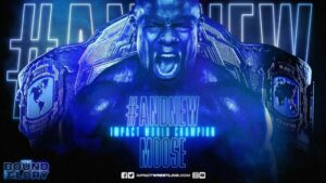 Moose Wins IMPACT Title at Bound for Glory