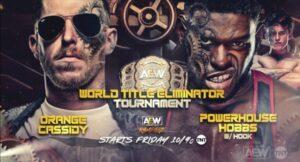 AEW World Championship Eliminator Tournament Match
