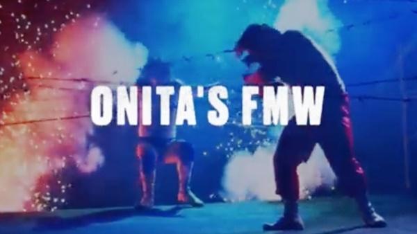 Dark Side Onita FMW