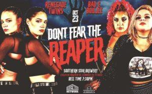 Mission Pro Wrestling: Renegate Twins vs Bad & Boujee