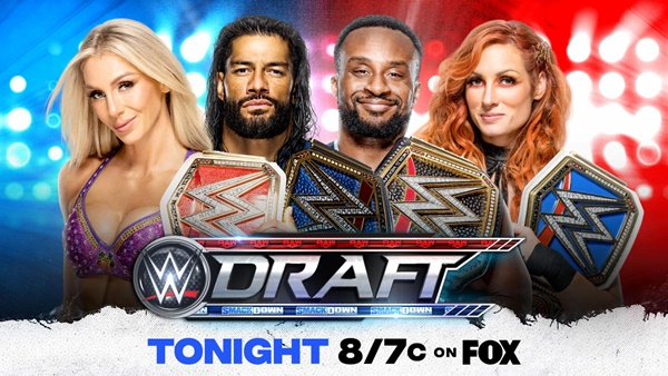 WWE SmackDown Draft