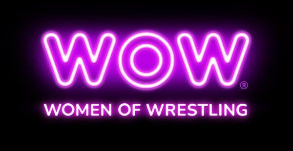 WOW Women of Wrestling logo