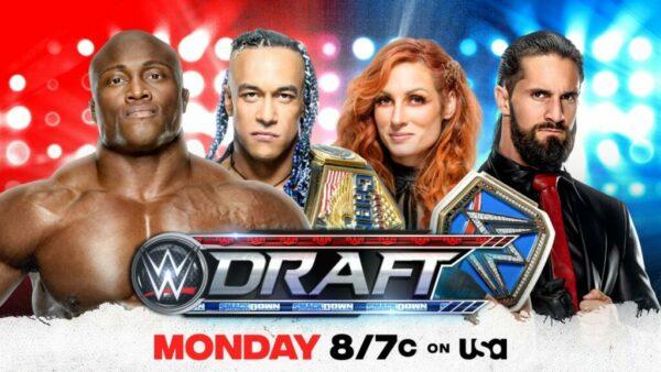 WWE Raw Preview WWE Draft