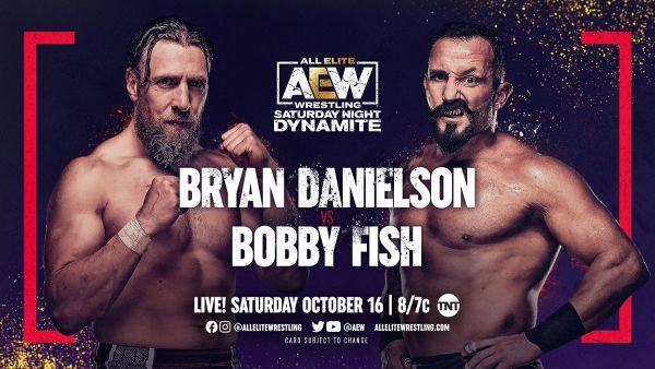 AEW Saturday Night Dynamite 10-16-21