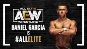 Daniel Garcia is All Elite