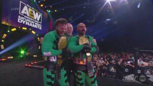 FTR AAA World Tag Team Championship