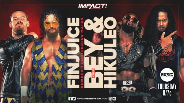 IMPACT Wrestling Bound for Glory Go Home Show