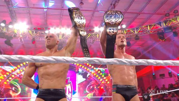 Imperium Menangkap Kejuaraan Tim Tag NXT untuk Kedua Kalinya