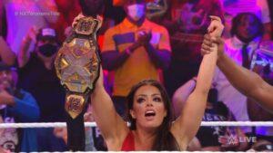 Mandy Rose NXT Women's Championship