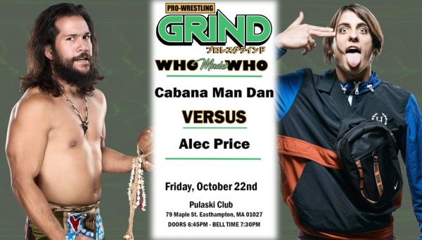 Pro Wrestling GRIND Who Made Who