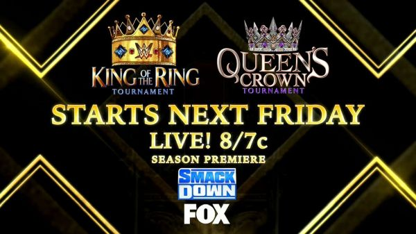 Queens Crown Tournament King of the Ring