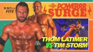 Thom Latimer vs Tim Storm NWA PowerrrSurge