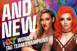 Toxic Attraction NXT Women's Tag Team Champions