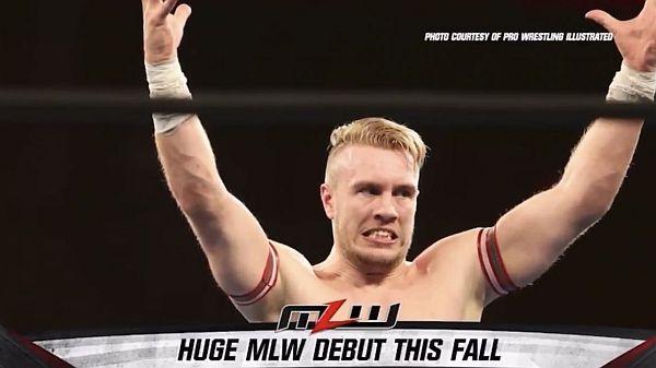 Will Ospreay se dirigió a MLW;  Confirmado durante Fightland