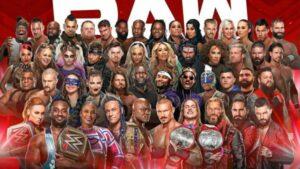 WWE Raw Season Premiere