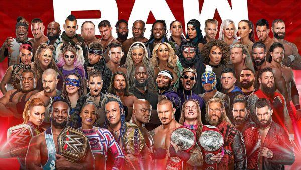 Musim Perdana WWE Raw (10/25/21)