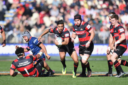 Mitre 10 Cup Rd 2 - Canterbury v Tasman