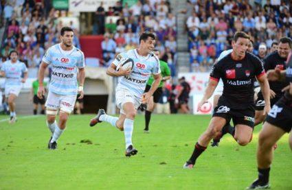 Racing 92 v Lyon OU - French Top 14