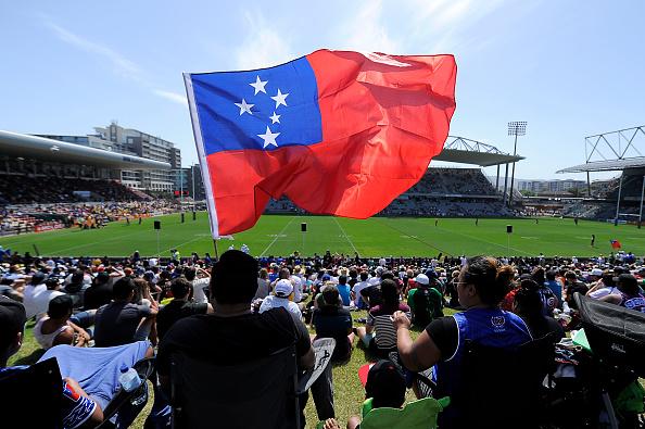Four Nations - Australia v Samoa