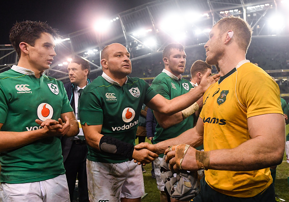 Ireland v Australia - Autumn International