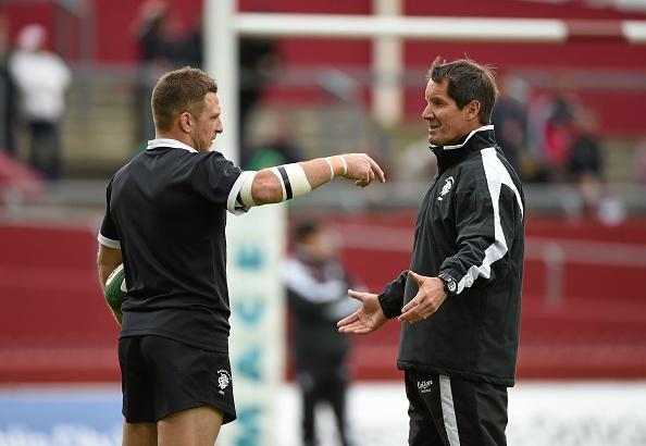 Ireland v Barbarians - International Rugby Friendly