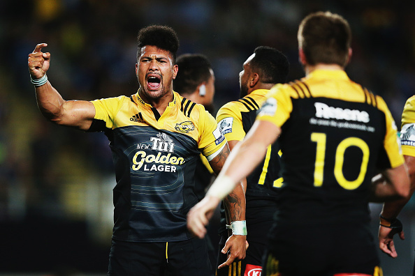 Super Rugby Rd 3 - Blues v Hurricanes