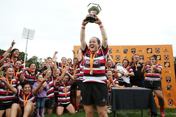 Farah Palmer Cup Final - Counties Manukau v Auckland