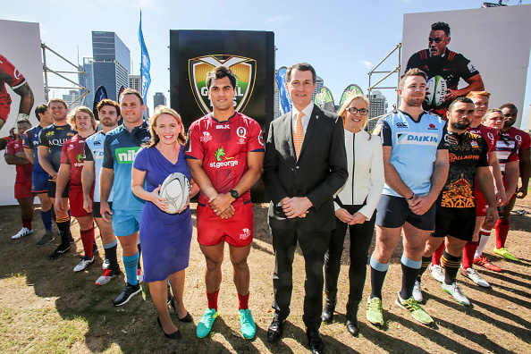 Rugby 10s Launch