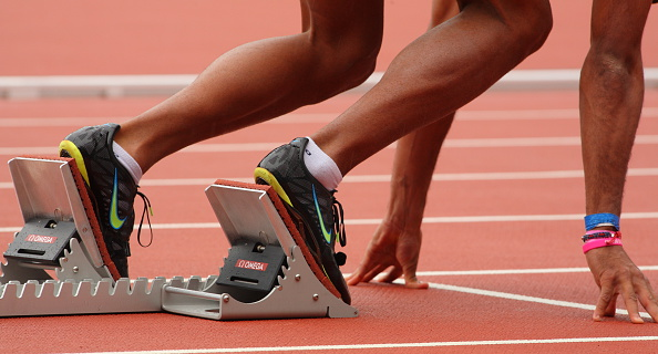 Athletics - London Prepares 2012 Olympic Summer Games Test Series