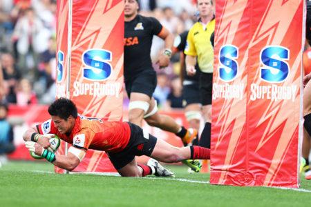 Super Rugby Rd 9 - Sunwolves v Jaguares