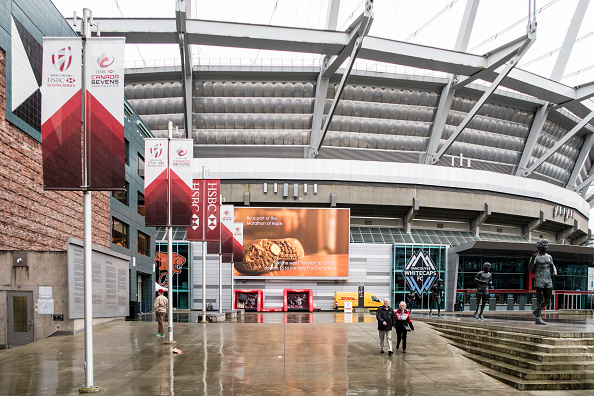 RUGBY: MAR 12 Canada Sevens- BC Place
