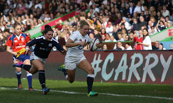 England Red Roses v Scotland Women - RBS Six Nations