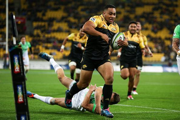 Super Rugby Rd 4 - Hurricanes v Highlanders
