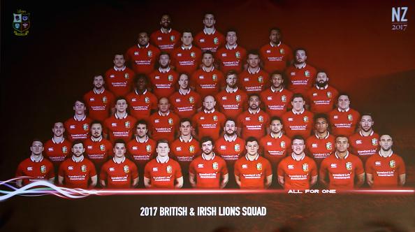 British and Irish Lions Tour Squad and Captain Announcement