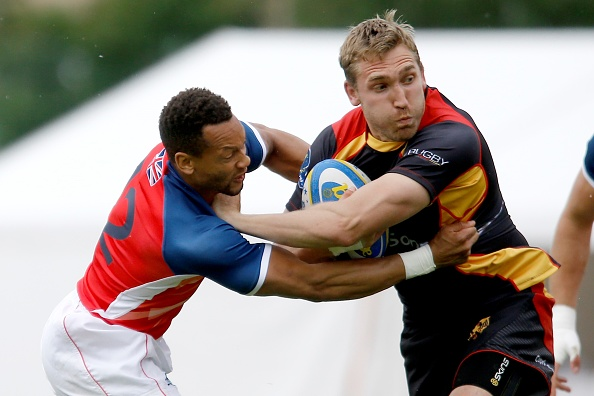 Rugby Europe Men's Sevens Grand Prix Series in Moscow