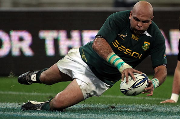 Tri-Nations - New Zealand v South Africa